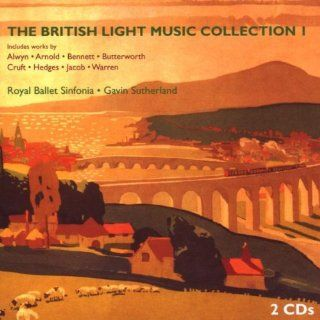 The British Light Music Collection I Music