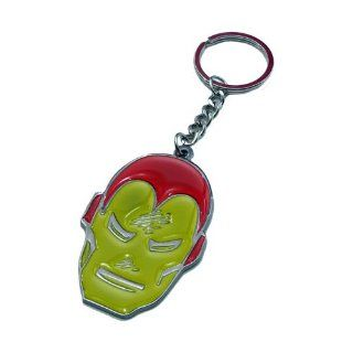 Iron Man Face Keychain Toys & Games