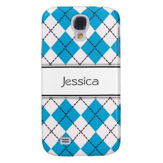 Personalized Argyle iPhone 3G Case Samsung Galaxy S4 Covers