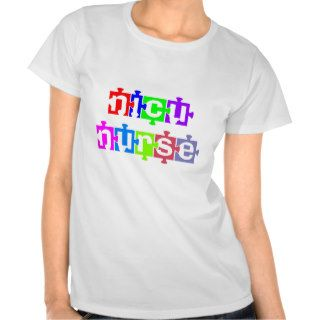 NICU NURSE PUZZLE PIECE T SHIRTS