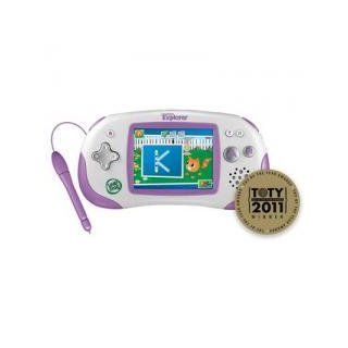 LeapFrog Leapster Explorer Learning Game System, Green Toys & Games