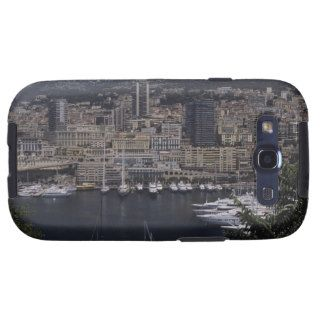 Harbor, Monte Carlo, French Riviera, Cote d' 4 Samsung Galaxy S3 Covers