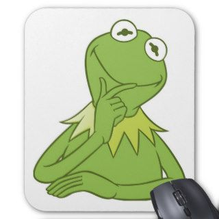 Muppets' Kermit the Frog Disney Mouse Pads