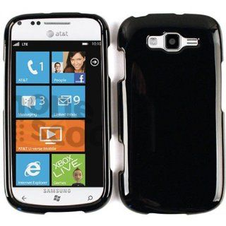 For Samsung Focus 2 I667 Black Glossy Case Accessories Cell Phones & Accessories