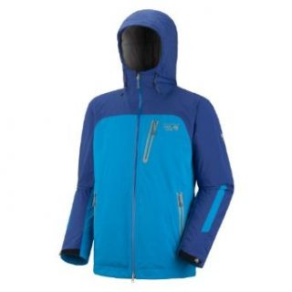 Mountain Hardwear Gravitor Insulated Jacket Blue Chip/Blue Horizon Clothing