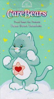 "CARE BEARS PROUD HEART CAT PRESENTS ""HOME SWEET HOMELESS"" (VHS TAPE)  Prints"
