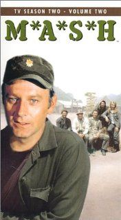 M*A*S*H   The TV Series, Season 2, Vol. 2 [VHS] Jamie Farr, Mike Farrell, David Ogden Stiers, Gabrielle Beaumont, Terry Becker, Earl Bellamy, Nell Cox, Charles S. Dubin, John Erman, Larry Gelbart, William K. Jurgensen, Burt Metcalfe, Tony Mordente, Michae