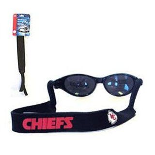 Kansas City Chiefs Croakies Strap for Sunglasses  Sports Related Merchandise  Sports & Outdoors