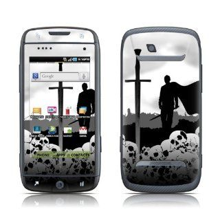 Slayer Design Protective Skin Decal Sticker for Samsung Sidekick 4G SGH T839 Cell Phone Cell Phones & Accessories