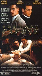 The Lost Capone [VHS] Adrian Pasdar, Eric Roberts, Ally Sheedy, Titus Welliver, Anthony Crivello, Maria Pitillo, Jimmie F. Skaggs, Dominic Chianese, Andrew Palmacci, William Andrews, Barton Heyman, Norman Max Maxwell, John Gray, Doris Bacon, Eva Fryer, Ja
