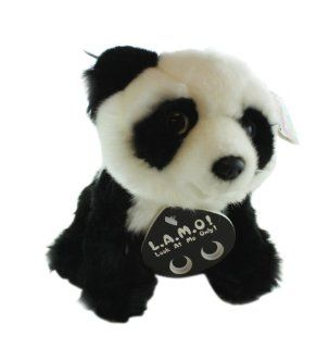 Baby Panda Stuffed Animal   Very Cute Panda Plush with Sound Toys & Games