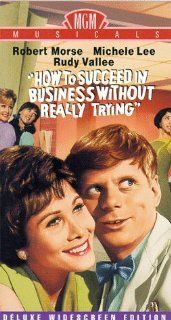 How to Succeed in Business Without Really Trying (Widescreen Edition) [VHS] Maureen Arthur, Janice Carroll, Jeff DeBenning, Paul Hartman, John Holland, Ruth Kobart, Michele Lee, Robert Q. Lewis, Murray Matheson, Robert Morse, John Myhers, Patrick O'Mo