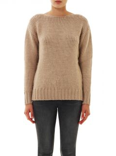 Alpaca wool sweater  Tomas Maier
