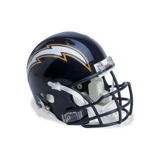 Revolution Mini Football Helmet San Diego Chargers  Sports Related Collectible Mini Helmets  Sports & Outdoors