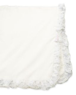 Cream Pie Baby Blanket   Cach Cach   Cream