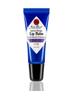 Mens Black Tea and Blackberry Lip Balm   Jack Black   Black