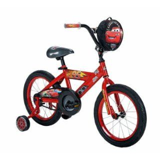 Cars 16 Inch Boys BMX Bike  Childrens Bicycles  Sports & Outdoors