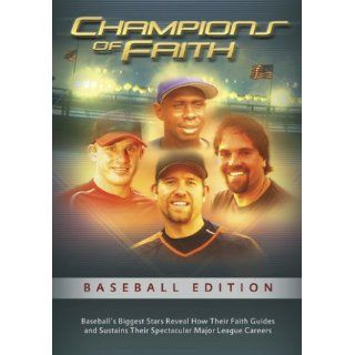 Champions of Faith   Baseball Edition Mike Piazza, David Eckstein, Jeff Suppan, Mike Sweeney, Jack McKeon and Rich Donnelly lead an All Star line up in this moving and uplifting sports special that tells the story of faith in baseball like no other film e