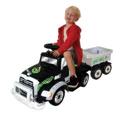 Mack Truck w/ Trailer Battery Operated Ride On  ™ Shopping