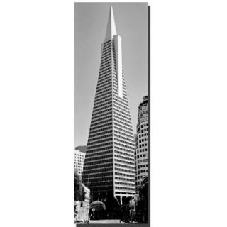 Trademark Fine Art 16 in. x 48 in. San Francisco Canvas Art EM002 C1648GG
