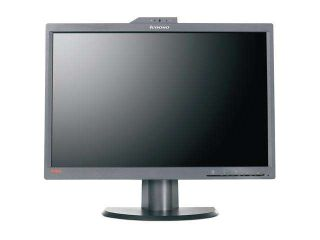 Lenovo ThinkVision L2251X 22'' 5ms Tilt, swivel & height adjustable WideScreen LCD Monitor 250cd/m2 1000:1 w/3.0M webcam &USB Hub