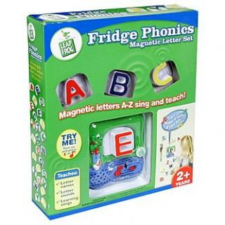 LeapFrog Fridge Phonics Magnetic Letter Set 1 each   Toys & Games