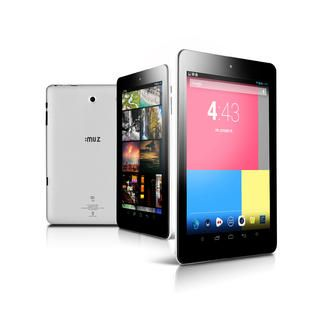 Latte®  IMUZ Android 4.2 Quad Core Powered Tablet with 7.85 inch IPS