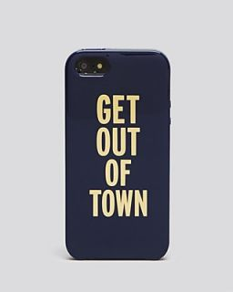 kate spade new york iPhone 5/5s Case   Get Out Of Town
