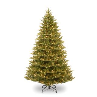 National Tree Co. Normandy Fir 7.5 Green Artificial Christmas Tree