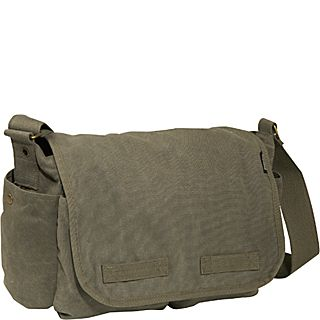 Everest Large Cotton Messenger Bag