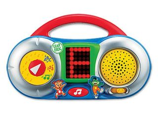 LeapFrog 20307 Fridge DJ Magnetic Learning Radio