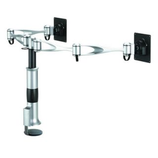 Cotytech Dual Monitor Desk Mount   Dual Swing Arm