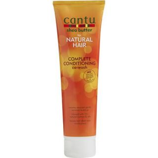 Cantu? Shea Butter for Natural Hair Complete Conditioning Co Wash 10 oz. Tube