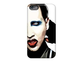 Durable Marilyn Manson Band Back Case/cover For Iphone 6plus