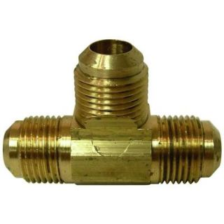 Sioux Chief 5/8 in. Lead Free Brass Flare Tee 975 2020202001
