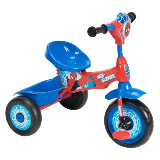 Huffy Marvel Spider Man Lights and Sounds Folding Trike