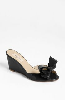 Valentino Bow Wedge Sandal