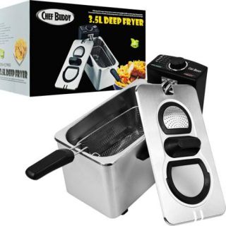 Chef Buddy 3.5L Deep Fryer