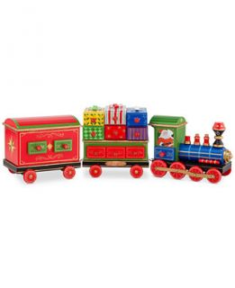 Christopher Radko Choo Choo Claus Advent Calendar   Holiday Lane   For