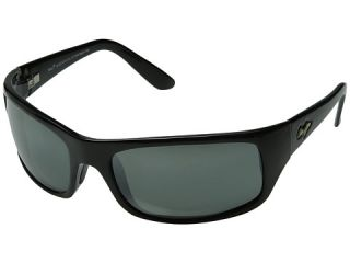 Maui Jim Peahi Gloss Black/Neutral Grey Lens