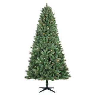 ft. Pre Lit Philips Balsam Fir Artificial Christmas Tree