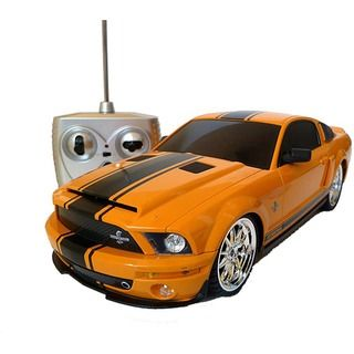 Remote Control 118 scale Red Ford Mustang Cobra   Shopping
