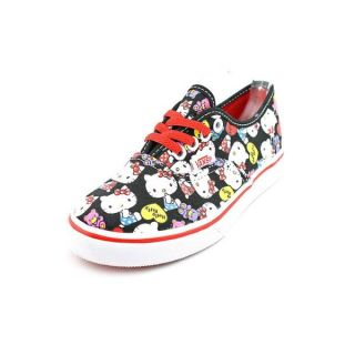 Vans Girl (Youth) Authentic Lo Pro Canvas Athletic Shoe