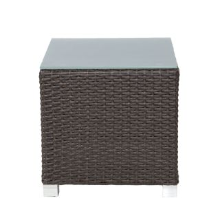 Venice Cube End Table by Patio Heaven
