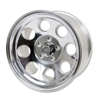 Pro Comp Alloy Wheels   Series 1069, 15x8 with 5 on 5.5 Bolt Pattern   Polished