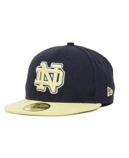 New Era Kids Notre Dame Fighting Irish 2 Tone 59FIFTY Cap   Sports