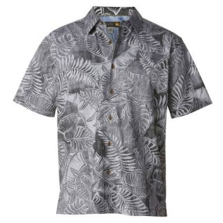 Quiksilver Mens Manoa Short Sleeve Shirt