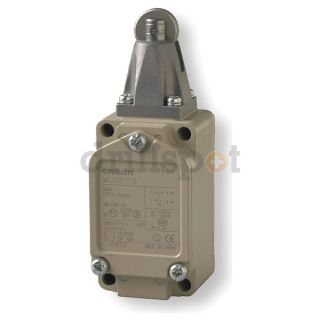 Omron WLD2TS Limit Switch, Top Roller Plunger