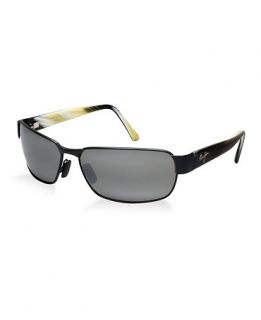Maui Jim Sunglasses, 249 Black Coral   Sunglasses by Sunglass Hut