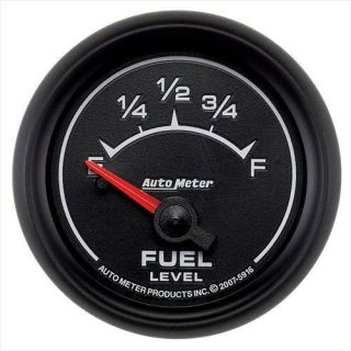 Auto Meter   ES Electric Fuel Level Gauge